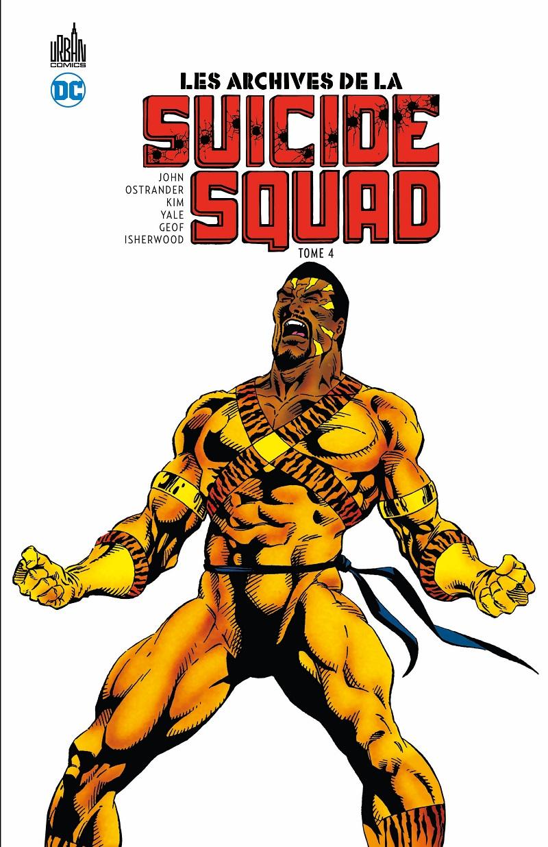 Les Archives de la Suicide Squad Tome 4
