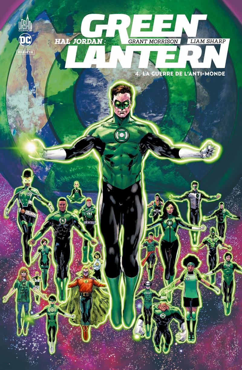Hal Jordan : Green Lantern Tome 4