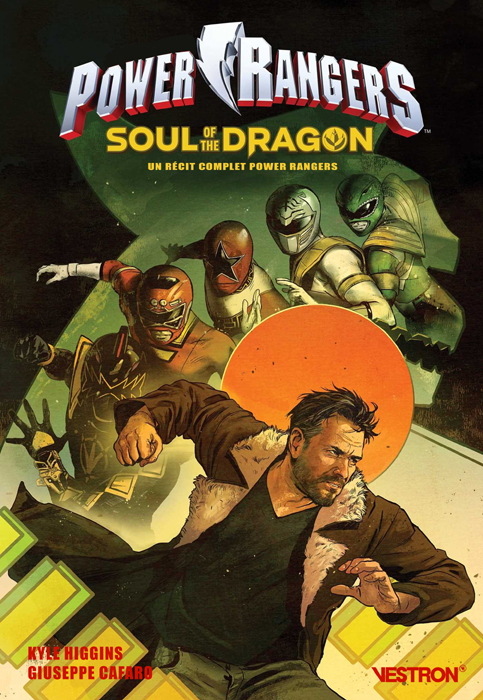 Power Rangers : Soul of the Dragon