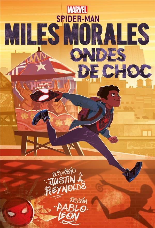 MILES MORALES – ONDES DE CHOC