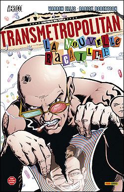 Transmetropolitan Tome 2: La Nouvelle Racaille