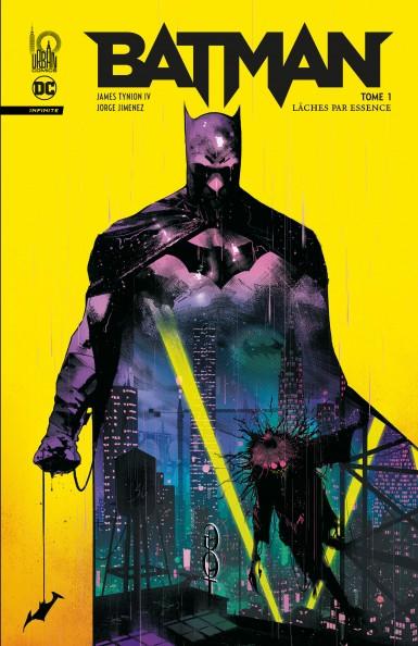 Batman Infinite tome 1