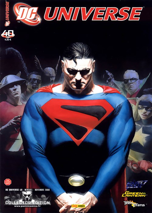 DC Universe 40