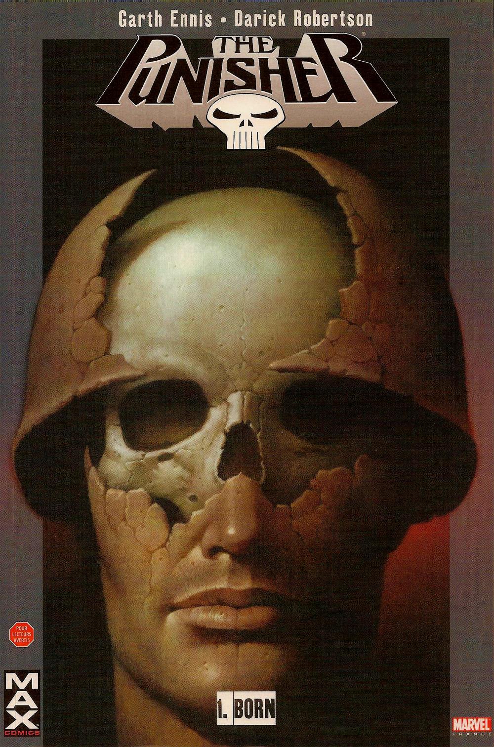 Punisher 01: Born