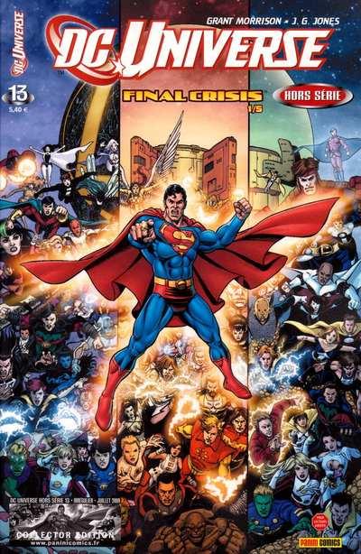 DC Universe Hors Série 13