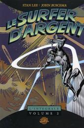 Le Surfer D'Argent Intégrale : Volume 2