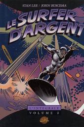 Le Surfer D'Argent Intégrale : Volume 3