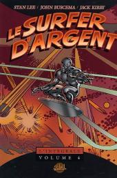 Le Surfer D'Argent Intégrale : Volume 4