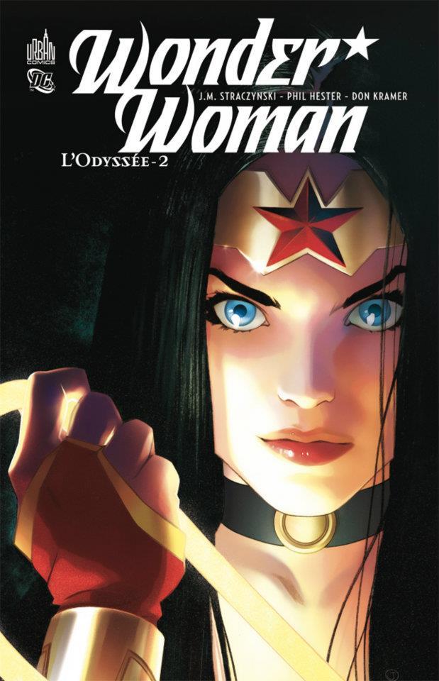 Wonder Woman - L'Odyssée 2