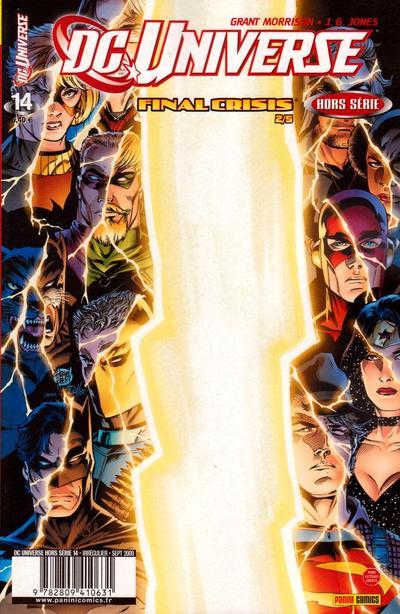 DC Universe Hors Série 14