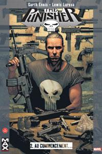 Punisher 02: Au commencement...