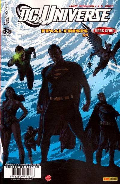 DC Universe Hors Série 15