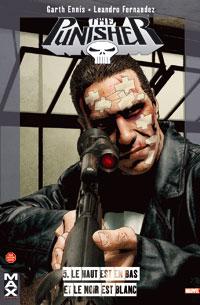 Punisher 05: Le haut est en bas et le noir est blanc