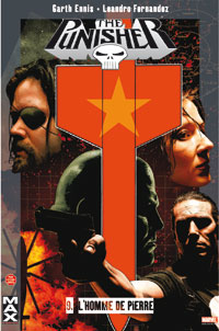 Punisher 09: L'homme de pierre