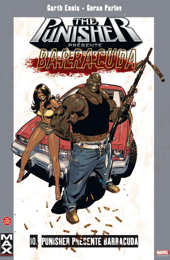 Punisher 10: Punisher présente Barracuda