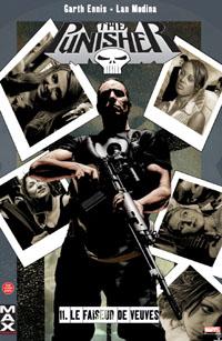 Punisher 11: Le faiseur de veuves
