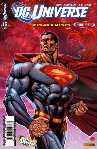 DC Universe Hors Série 16