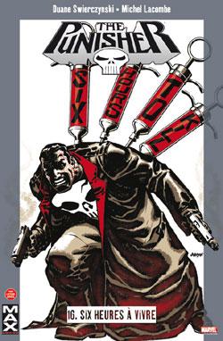 Punisher 16: Six heures à vivre