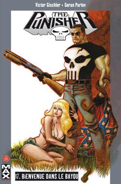 Punisher 17: Bievenue dans le bayou