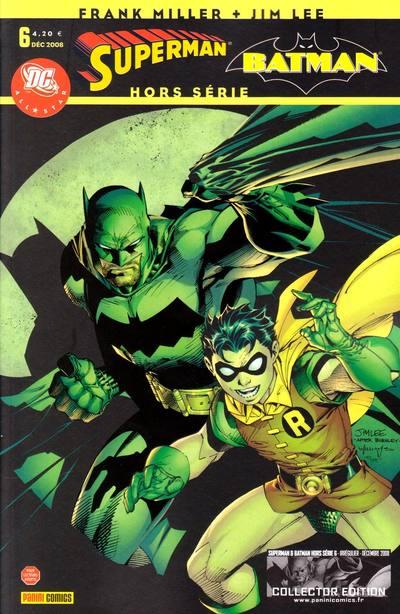 Superman/Batman Hors Série 6