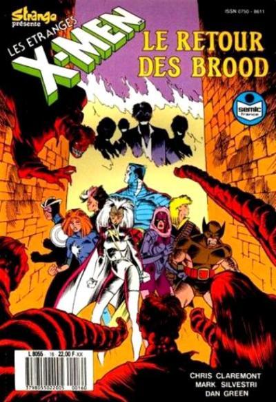 Les Étranges X-Men 16