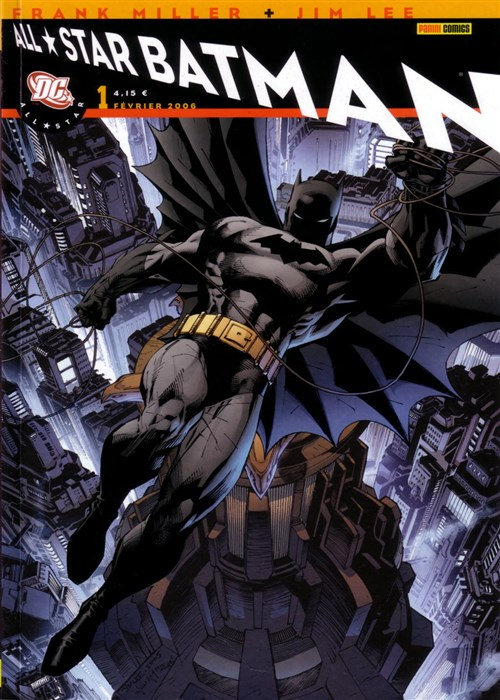 All Star Batman 1