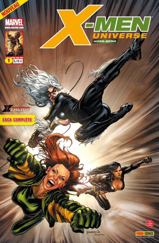 X-Men Universe HORS Serie 1