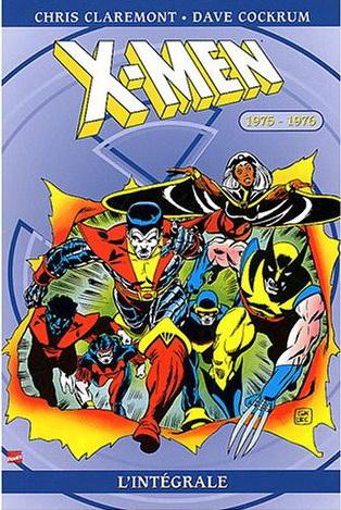 X-MEN : L'INTÉGRALE 1975-1976