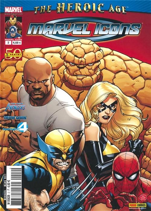 Marvel Icons 2