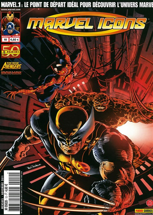 Marvel Icons 10