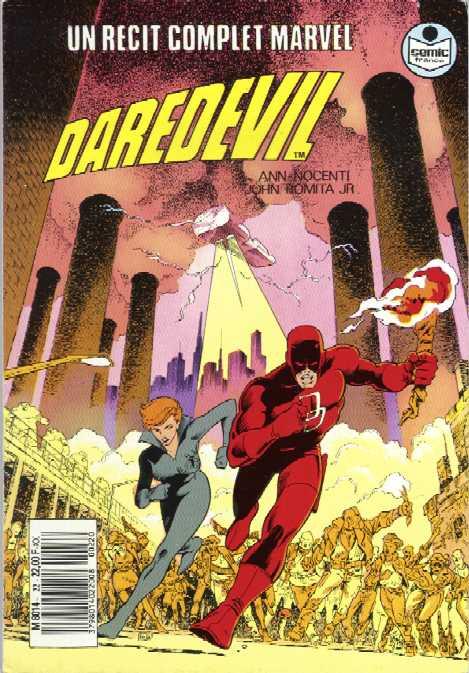 RCM 22 - Daredevil