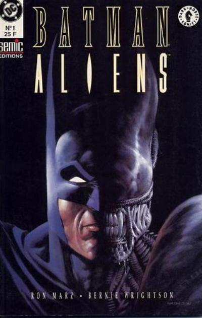 Batman Aliens