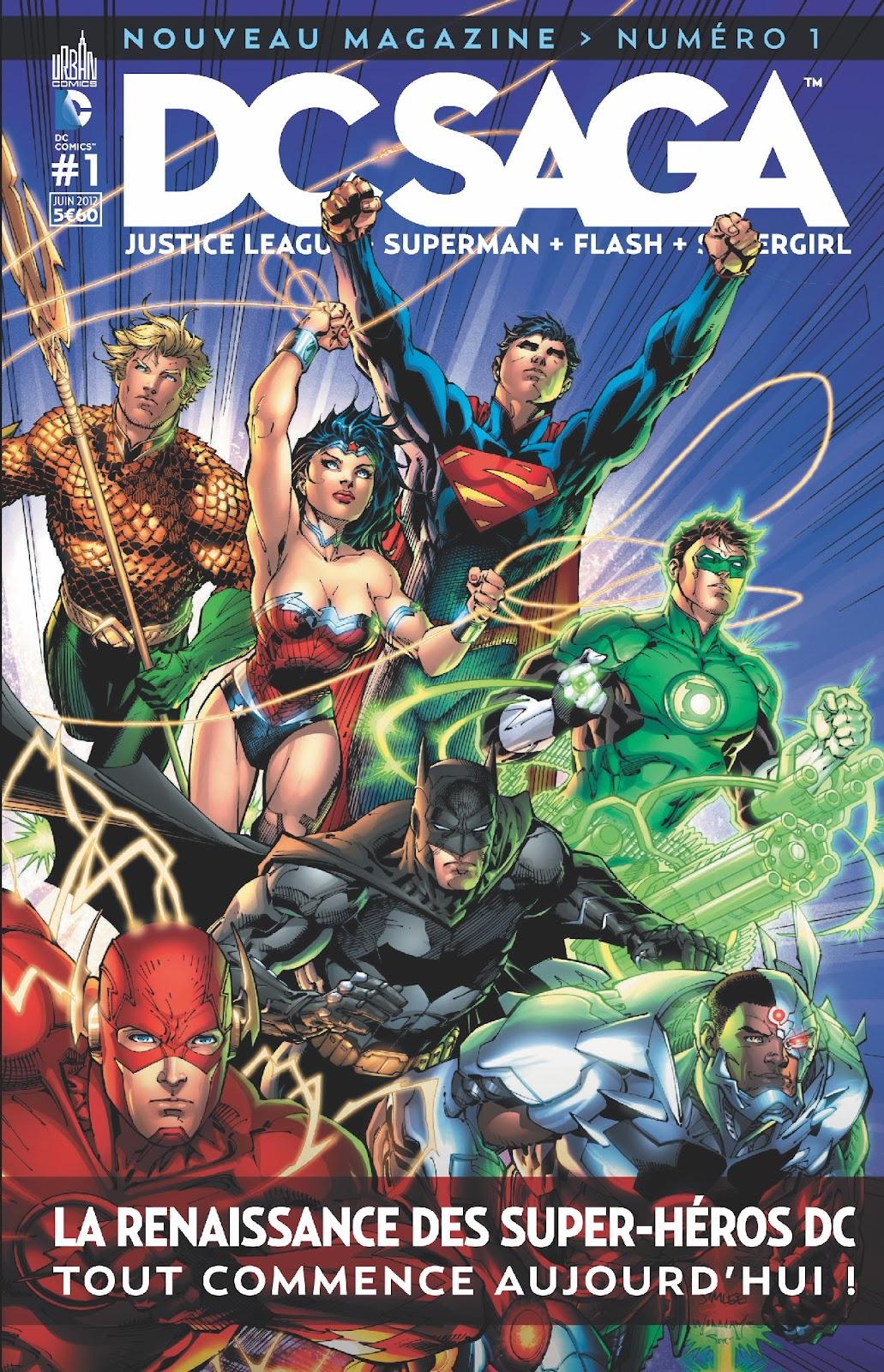 DC Saga #1
