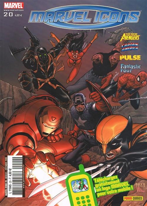 Marvel Icons 20