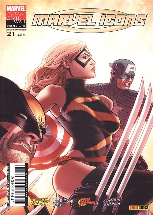 Marvel Icons 21