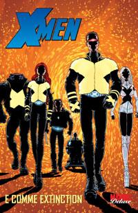 New X-Men 1: E Comme Extinction
