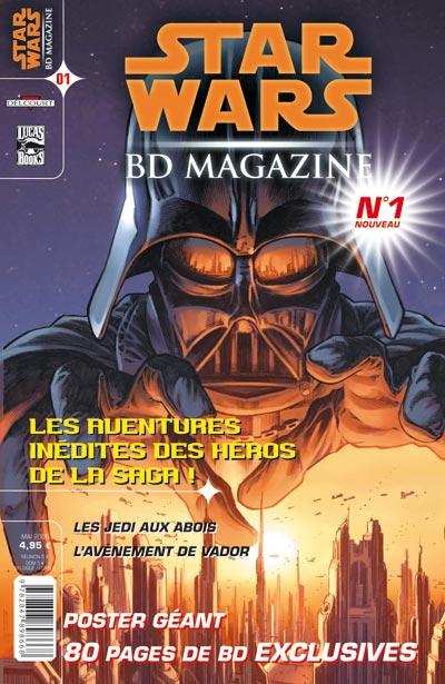 La Saga en BD - 01