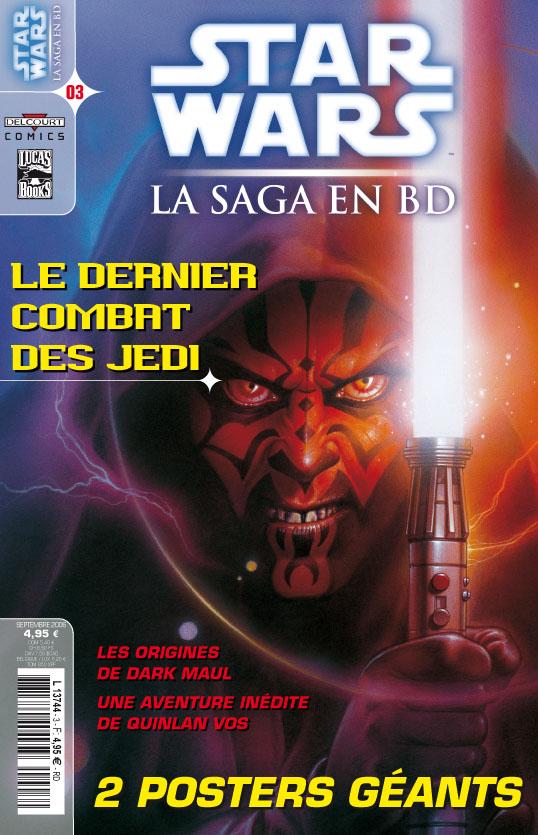 La Saga en BD - 03
