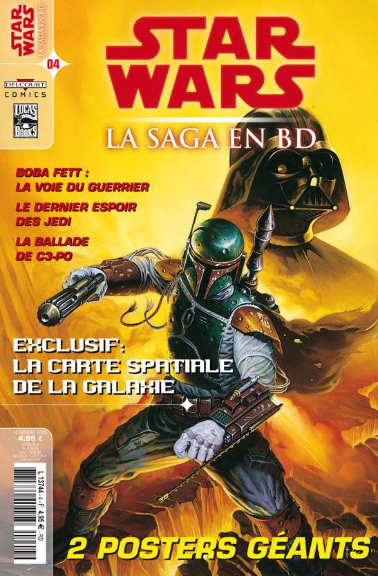 La Saga en BD - 04