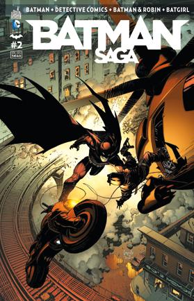 Batman Saga #2
