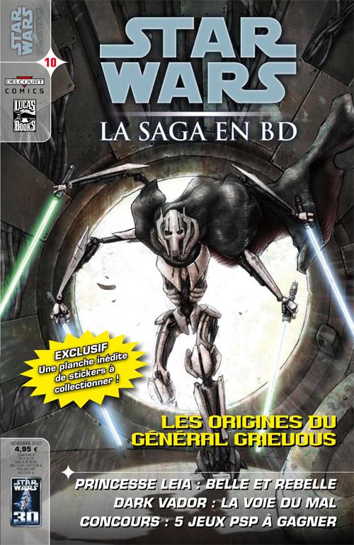 La Saga en BD - 10