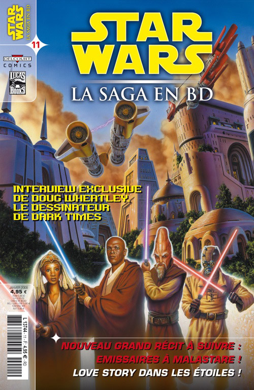 La Saga en BD - 11