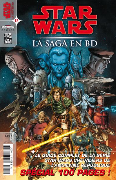 La Saga en BD - 12