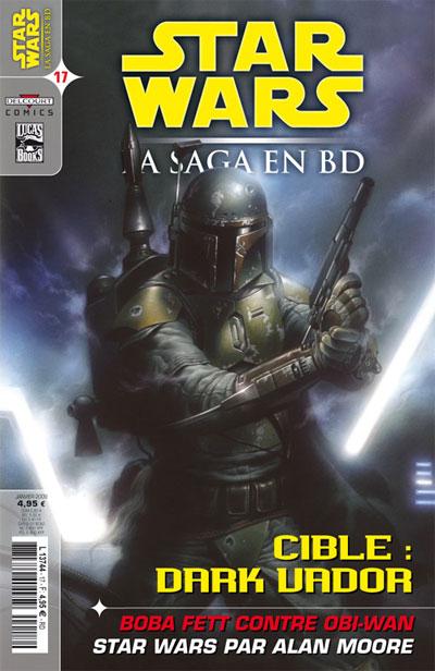 La Saga en BD - 17