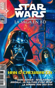 La Saga en BD - 22