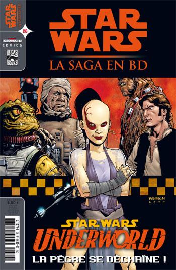 La Saga en BD - 26