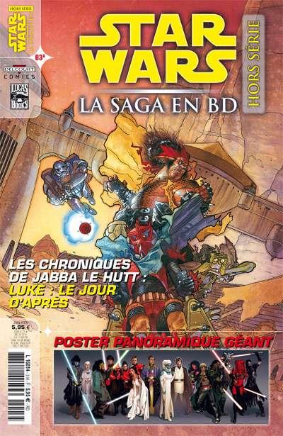 La Saga en BD - Hors Serie 03