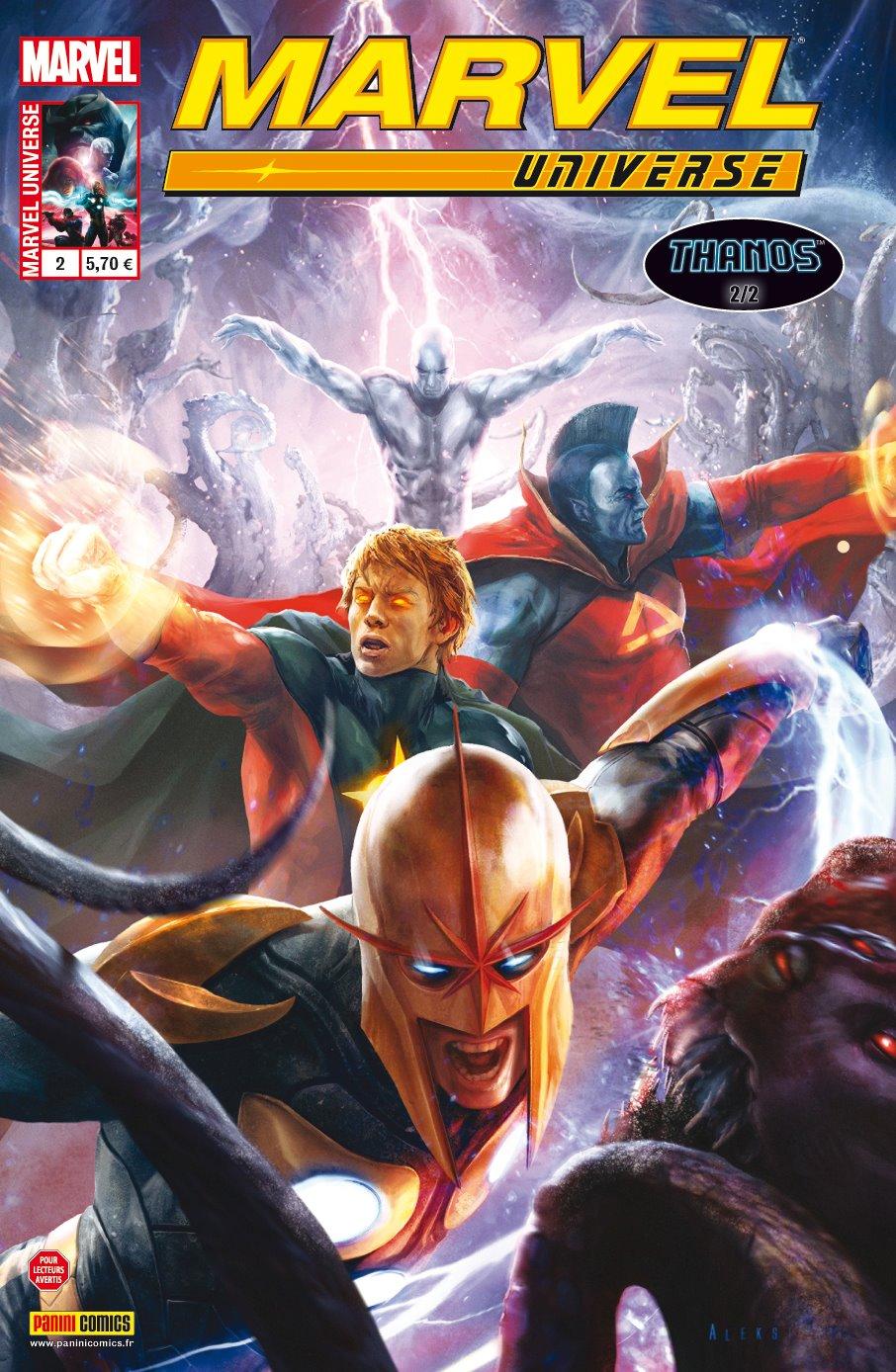 MARVEL UNIVERSE 2 : Thanos Imperative 2/2