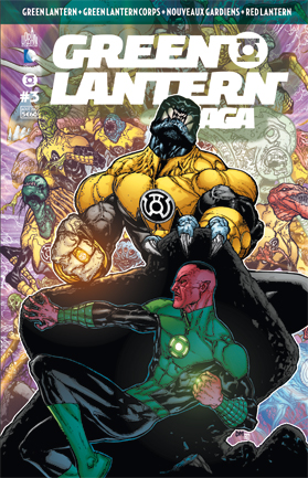 Green Lantern Saga #3