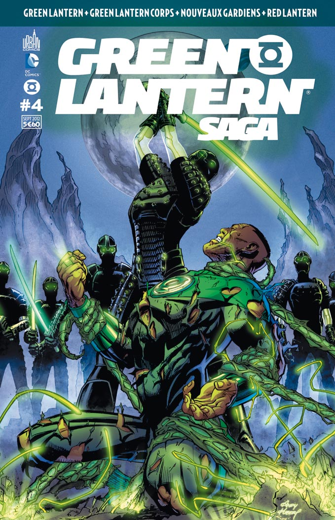 Green Lantern Saga #4
